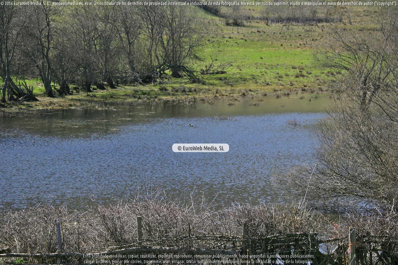 Fotografía de Laguna de La Focella en Teverga. Asturias. España.