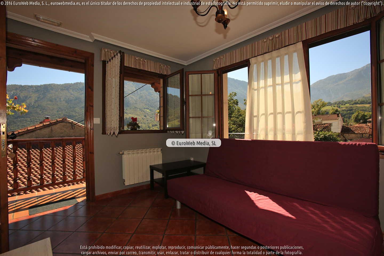 Fotografía de Apartamentos El Ardinal en Cabrales. Asturias. España.