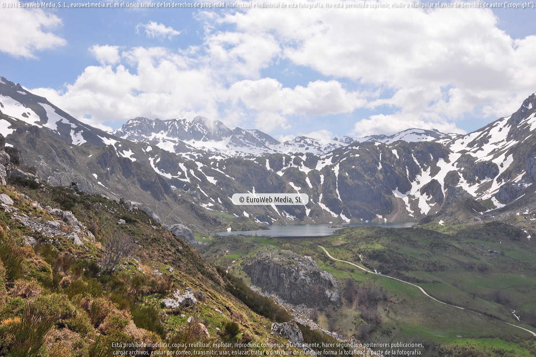Fotografía de PR AS-15.1. Ruta Valle del Lago en Somiedo. Asturias. España.