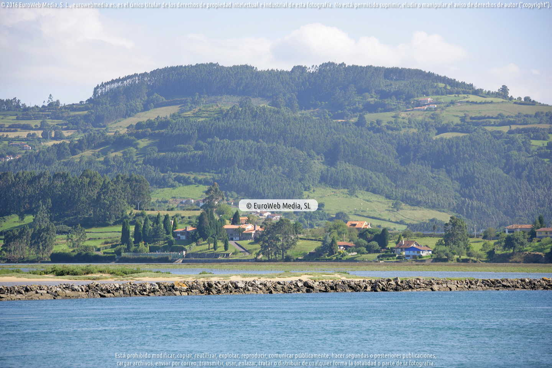 Fotografía de Reserva Natural Parcial de la Ría de Villaviciosa en Villaviciosa. Asturias. España.