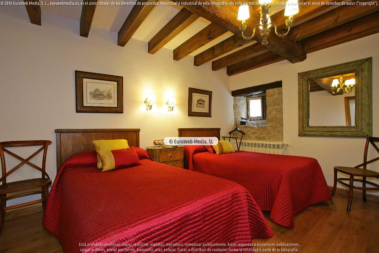 Fotografía de Apartamentos rurales Casería El Hondrigu en Cangas de Onís. Asturias. España.