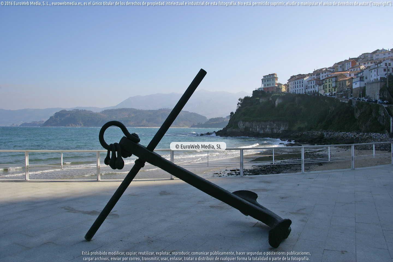 Fotografía de Playa de El Escanu en Colunga. Asturias. España.