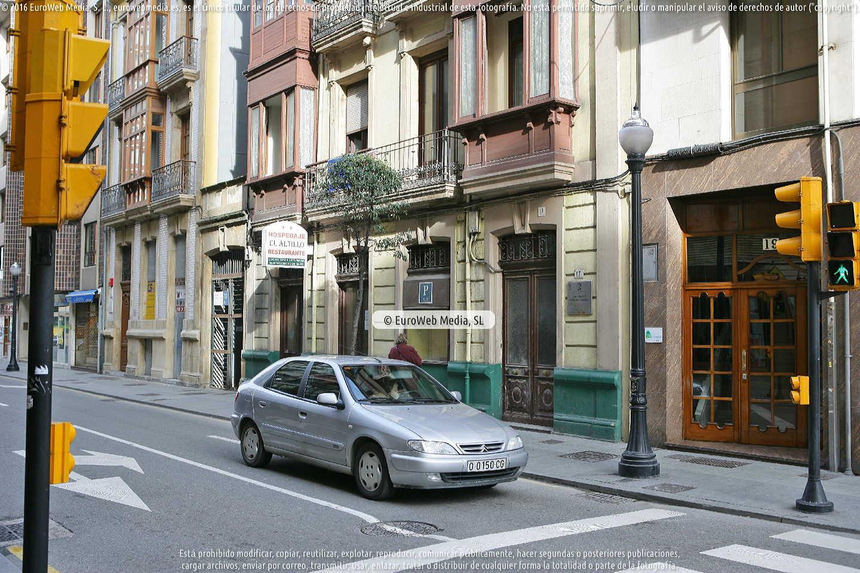 Fotografía de Casa natal de Juan Manuel del Busto González en Gijón. Asturias. España.