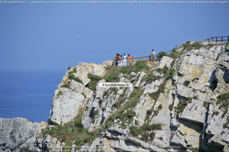 Fotografía de Paisaje Protegido del Cabo Peñas en Gozón. Asturias. España.