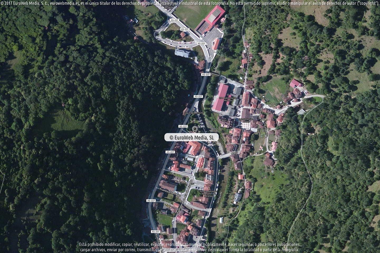 Fotografía de Oficina de Turismo de Belmonte de Miranda en Belmonte de Miranda. Asturias. España.