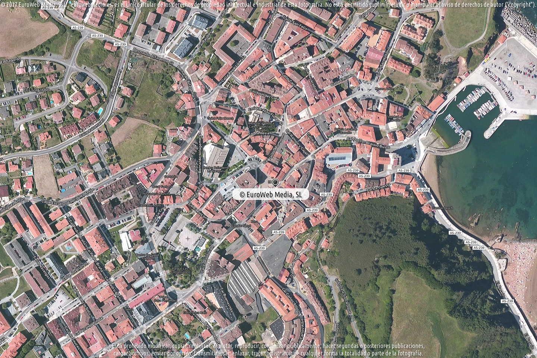 Fotografía de Oficina de Turismo de Carreño en Candás en Carreño. Asturias. España.