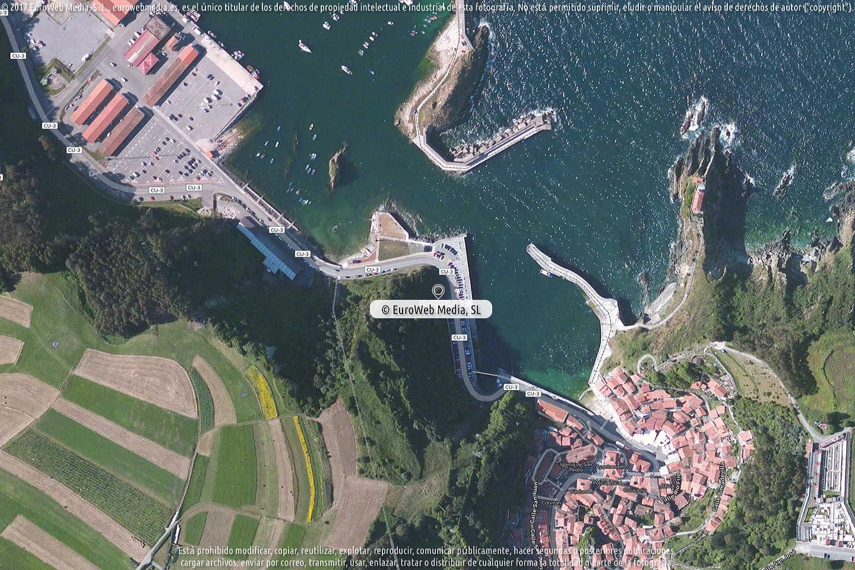 Fotografía de Oficina de Turismo de Cudillero en Cudillero. Asturias. España.
