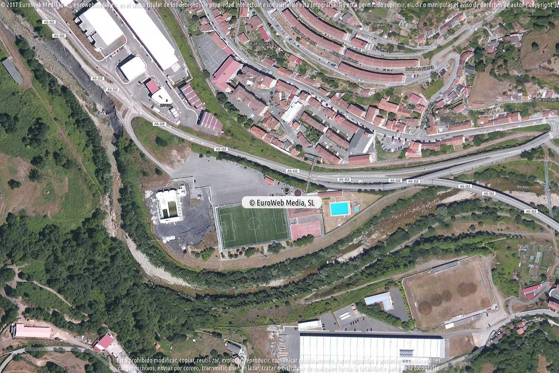 Fotografía de Oficina de Turismo de Aller (Caborana) en Aller. Asturias. España.