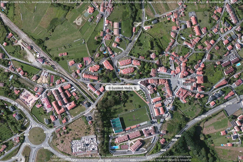 Fotografía de Oficina de Turismo de Muros de Nalón en Muros de Nalón. Asturias. España.