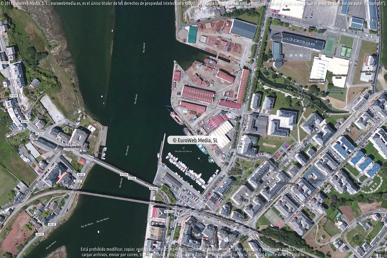 Fotografía de Oficina de Turismo de Navia en Navia. Asturias. España.