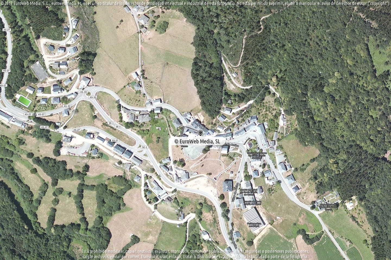 Fotografía de Oficina de Turismo de Santa Eulalia de Oscos en Santa Eulalia de Oscos. Asturias. España.