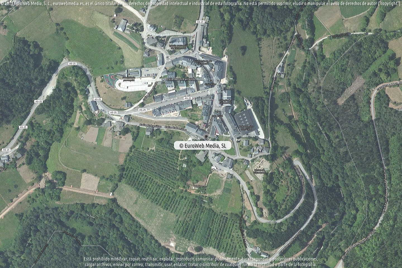 Fotografía de Oficina de Turismo de Taramundi en Taramundi. Asturias. España.