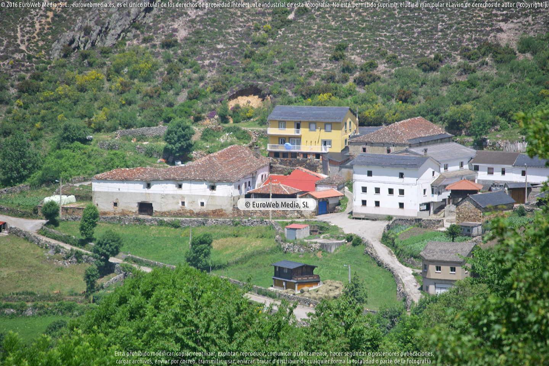 Fotografía de PR AS-110. Ruta Cabril en Cangas del Narcea. Asturias. España.
