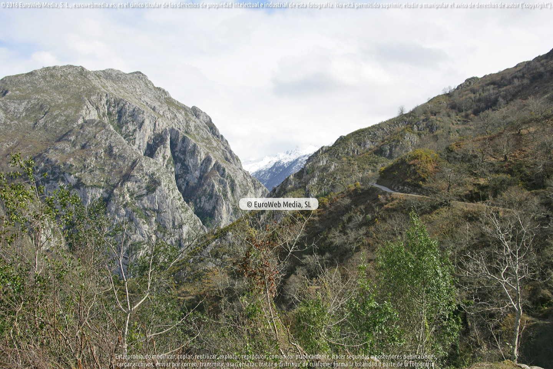 Fotografía de Panorámicas desde Vis en Amieva. Asturias. España.
