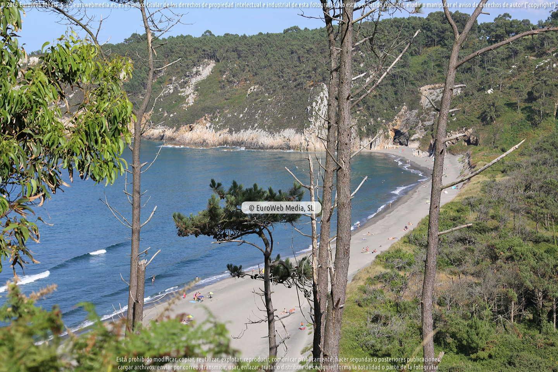 Fotografía de Playa Barayo - La Vega (Navia) en Navia. Asturias. España.