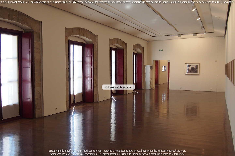 Fotografía de Centro Cultural Cajastur Palacio Revillagigedo en Gijón. Asturias. España.