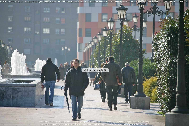 Fotografía de La Losa en Oviedo. Asturias. España.