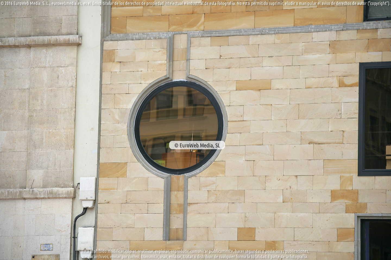 Fotografía de Edificio calle del Águila, 1 en Oviedo. Asturias. España.