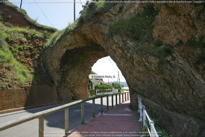Fotografía de Paseo del Arañón en Avilés. Asturias. España.