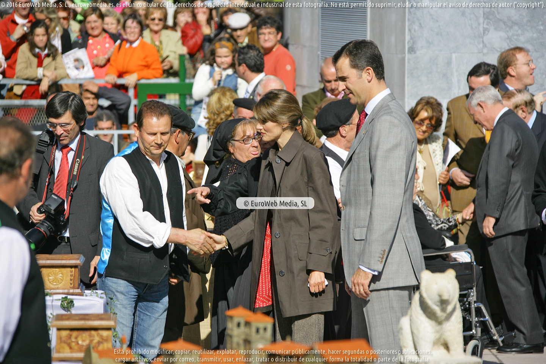 Fotografía de Sociedad «Humanitarios de San Martín» y pueblo de Moreda, Premio al Pueblo Ejemplar de Asturias 2007 en Aller. Asturias. España.