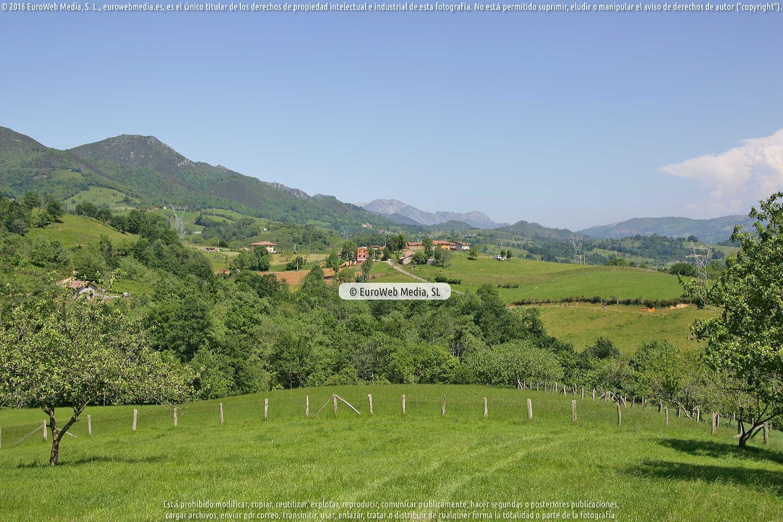 Fotografía de Casa rural Casa Miyares en Cangas de Onís. Asturias. España.