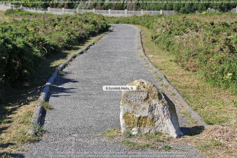 Fotografía de Ruta la Senda Norte en el concejo de Castrillón en Castrillón. Asturias. España.