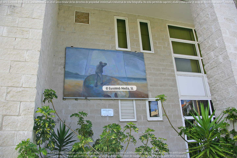 Fotografía de Museo de Pintura al Aire Libre de Candás en Carreño. Asturias. España.