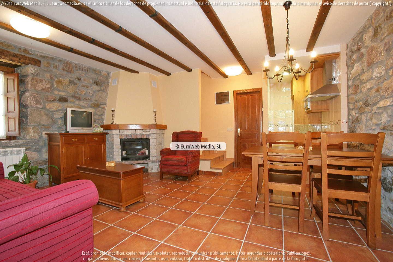 Fotografía de Casa rural La Casuca en Somiedo. Asturias. España.