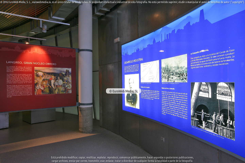 Fotografía de Museo de la Siderurgia de Asturias [MUSI] en Langreo en Langreo. Asturias. España.