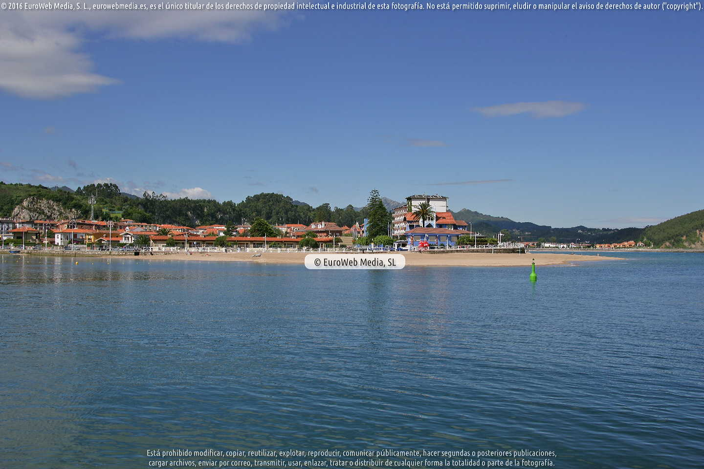Fotografía de Senda Histórica del Puerto de Ribadesella en Ribadesella. Asturias. España.