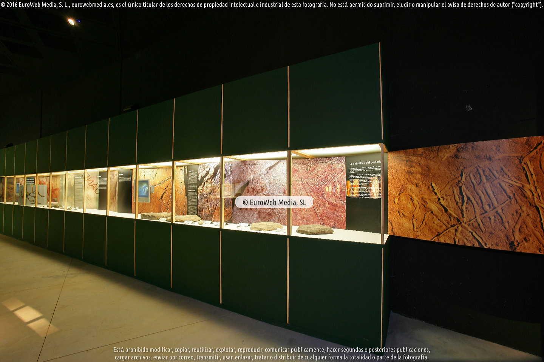 Fotografía de Parque de la Prehistoria de Teverga en Teverga. Asturias. España.