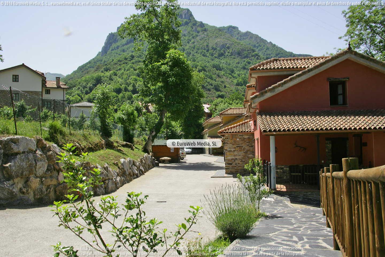 Fotografía de Apartamentos rurales Auriz en Somiedo. Asturias. España.