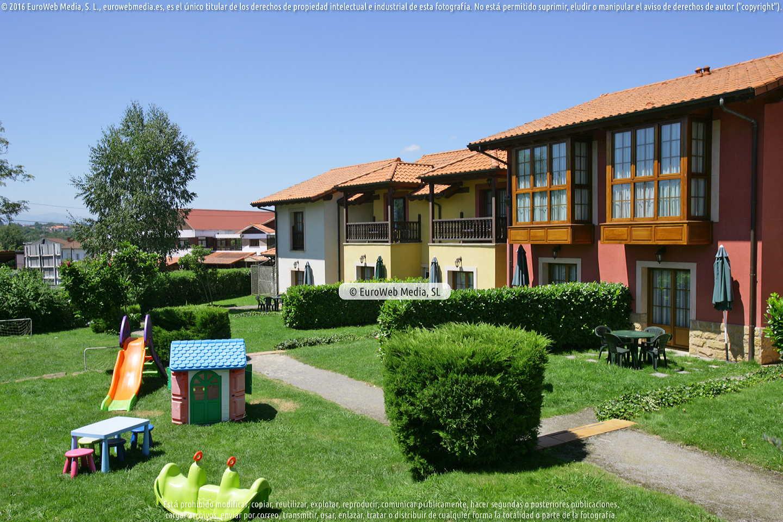 Fotografía de Apartamentos rurales Antojanes en Siero. Asturias. España.