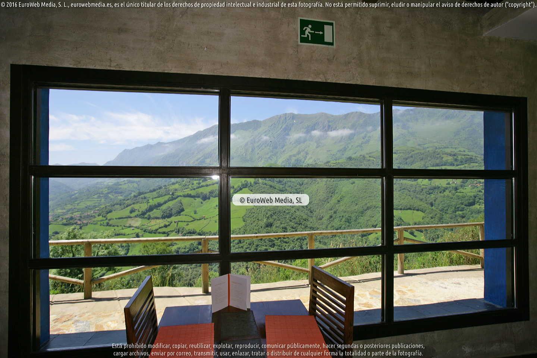 Fotografía de Hotel rural La Aldea Soñada del Angliru en Riosa. Asturias. España.