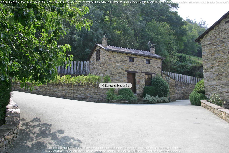 Fotografía de Casa rural La Bodega en Taramundi. Asturias. España.