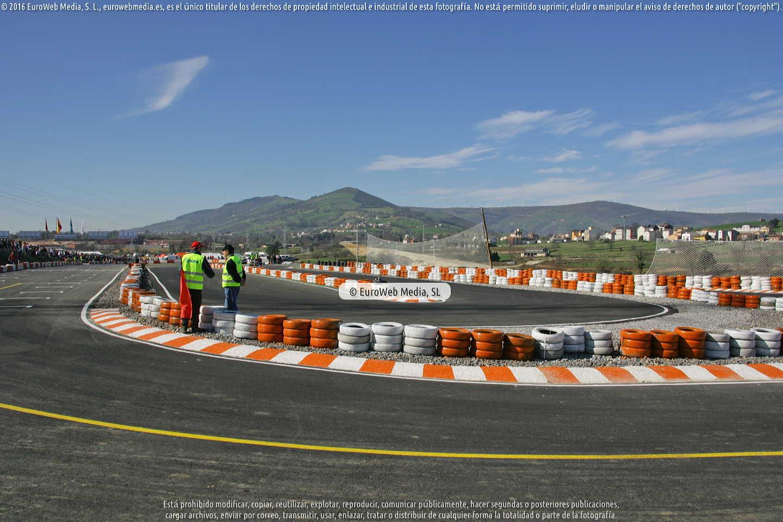 Fotografía de Circuito El Zarrín en Salas. Asturias. España.