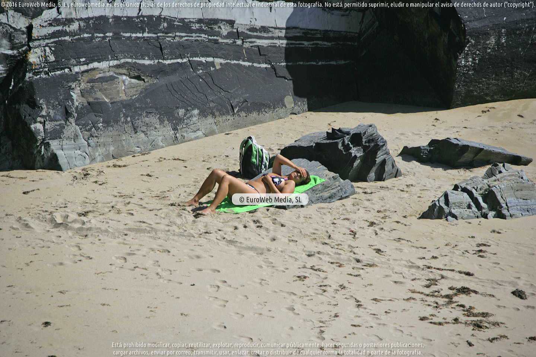 Fotografía de Playa La Furada en Tapia de Casariego. Asturias. España.