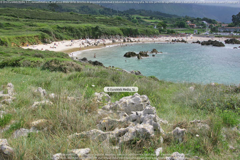 Fotografía de Mirador de La Cava en Llanes. Asturias. España.
