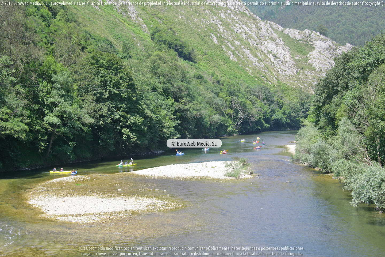 Fotografía de La Grieta Turismo y Aventura en Parres. Asturias. España.