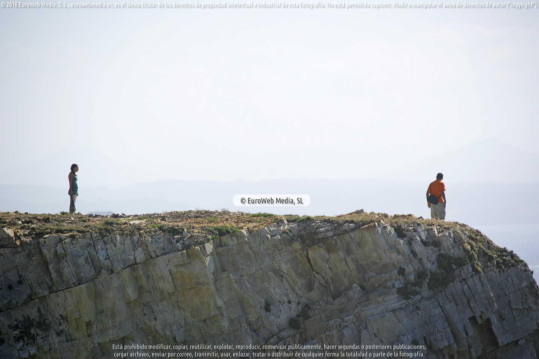Fotografía de Playa Pachón en Gozón. Asturias. España.