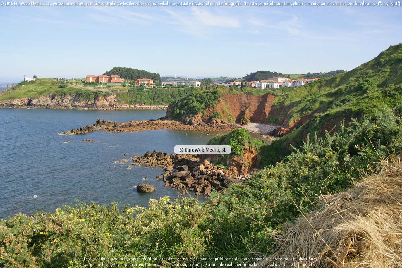 Fotografía de Costa de Asturias en Gozón en Gozón. Asturias. España.