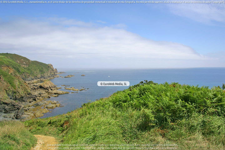 Fotografía de Playa Viodo-Arnielles en Gozón. Asturias. España.