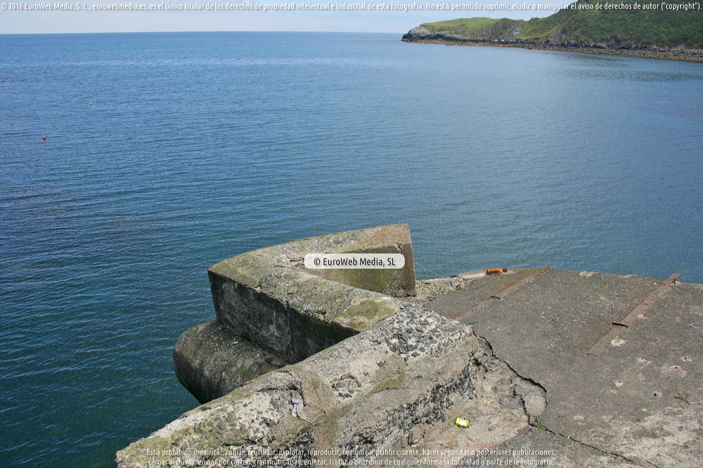 Fotografía de Puerto de Viodo en Gozón. Asturias. España.