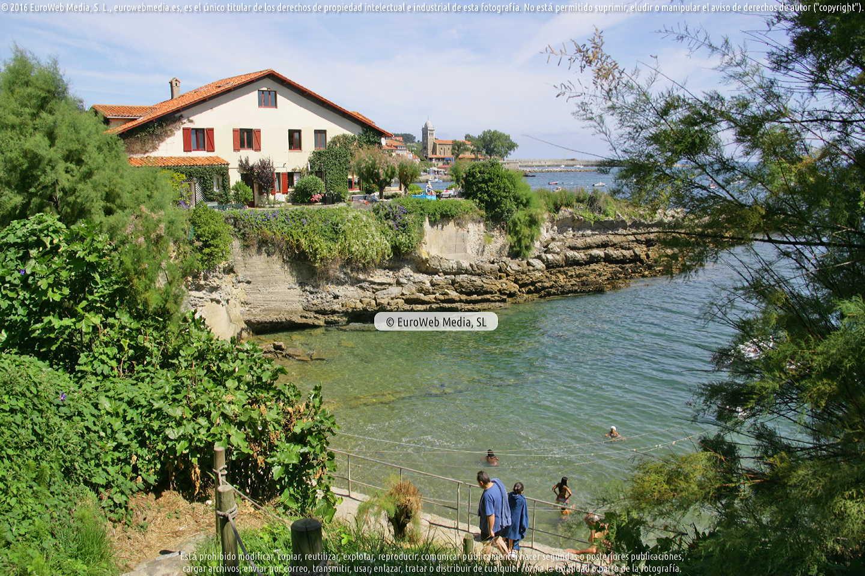 Fotografía de Playa Samarinchina en Gozón. Asturias. España.