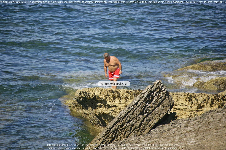 Fotografía de Playa La Fuentina en Gozón. Asturias. España.