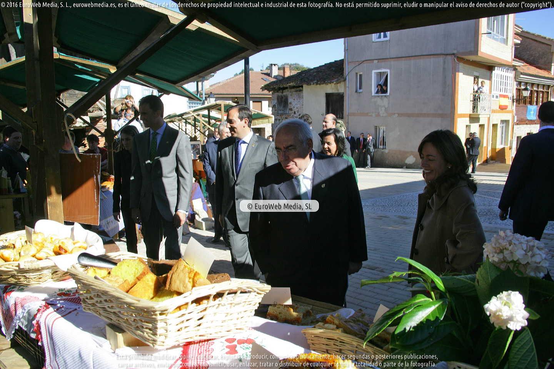 Fotografía de Torazo, Premio al Pueblo Ejemplar de Asturias 2008 en Cabranes. Asturias. España.
