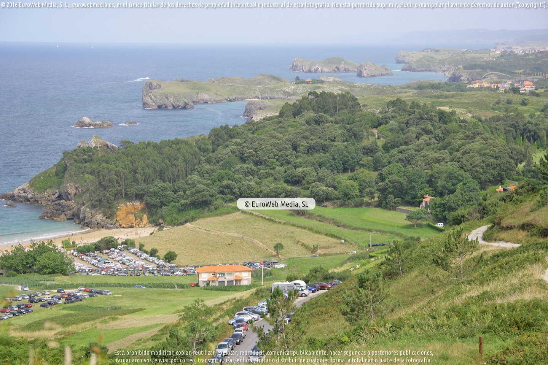 Fotografía de Mirador de Torimbia en Llanes. Asturias. España.