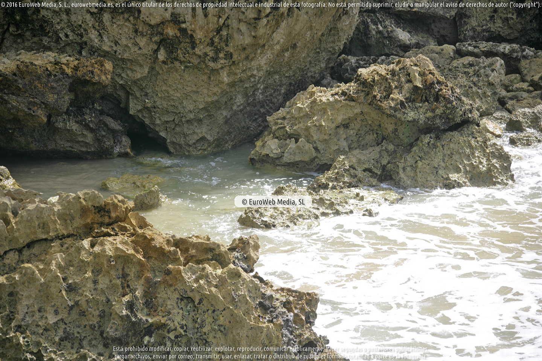 Fotografía de Playa La Nixión en Llanes. Asturias. España.