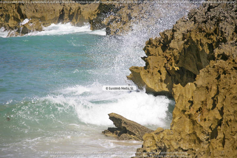 Fotografía de Playa los Curas en Llanes. Asturias. España.