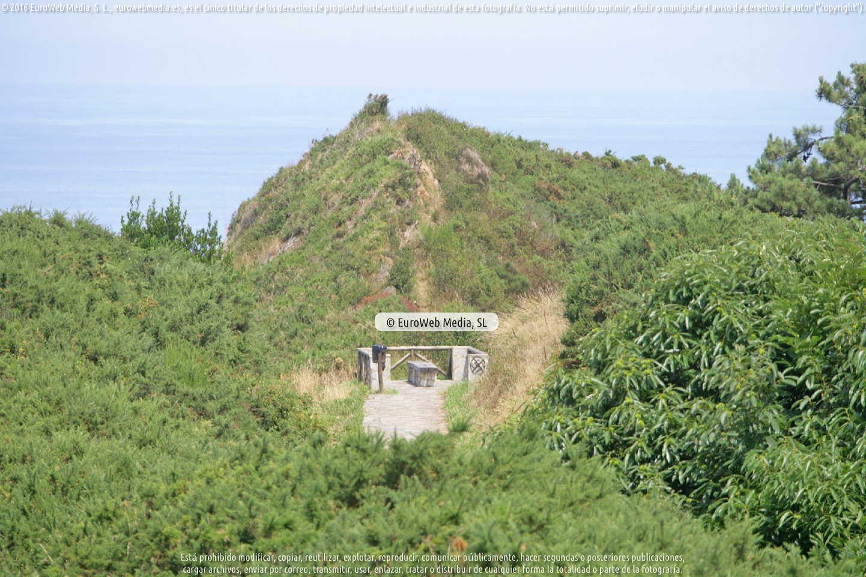 Fotografía de Mirador de Los Glayos en Muros de Nalón. Asturias. España.